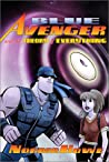 Blue Avenger and the Theory of Everything (Blue Avenger, #3)