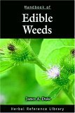 Handbook of Edible Weeds Herbal Reference Library