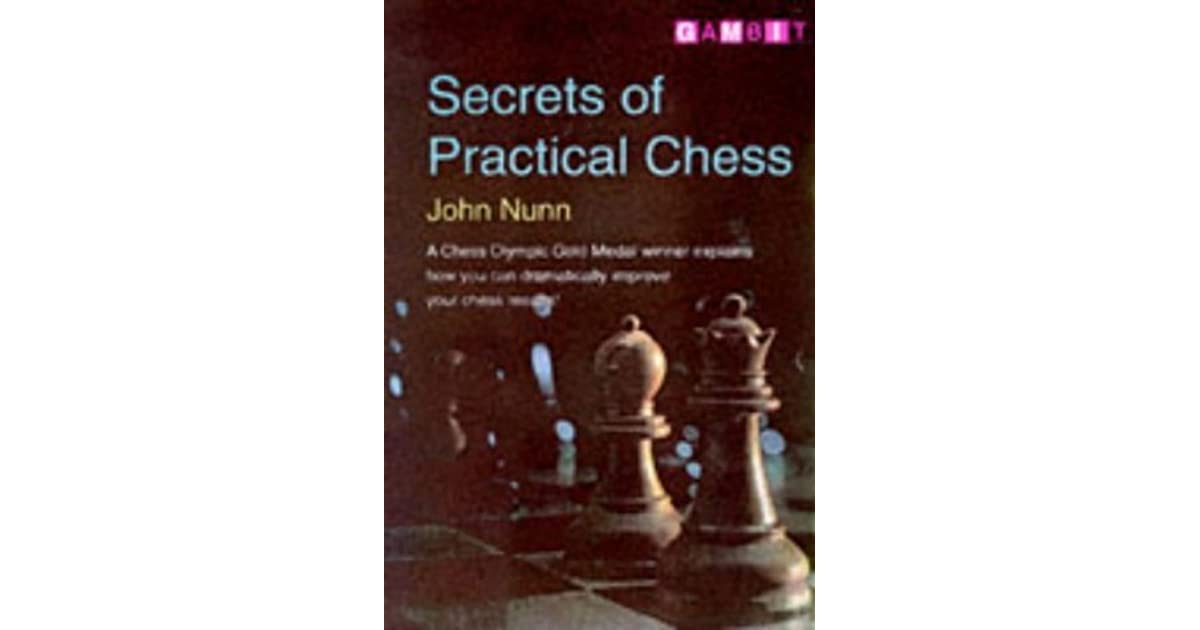 John Nunns Chess Puzzle Book