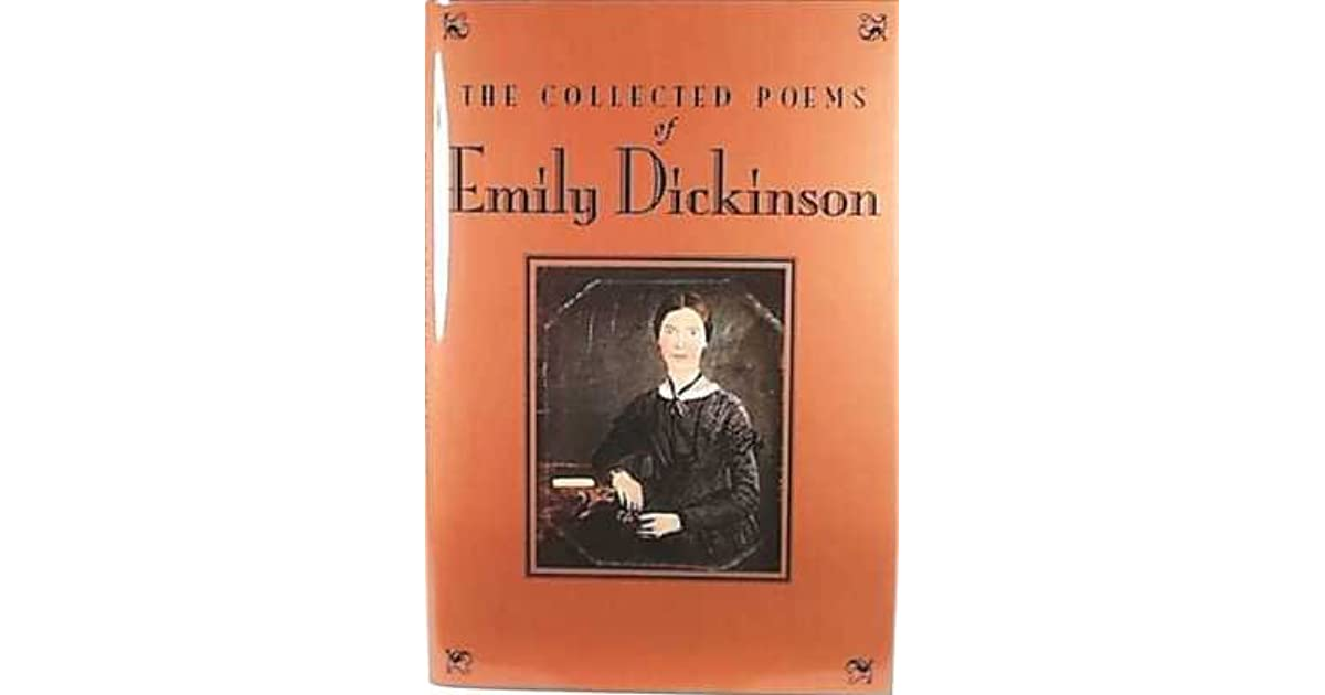 an overview of the emily dickinsons poems Review: 'the gorgeous nothings,' by emily dickinson a new collection of dickinson's poems — written on envelopes and found after her death — opens a rare porthole into the enigmatic writer's life.