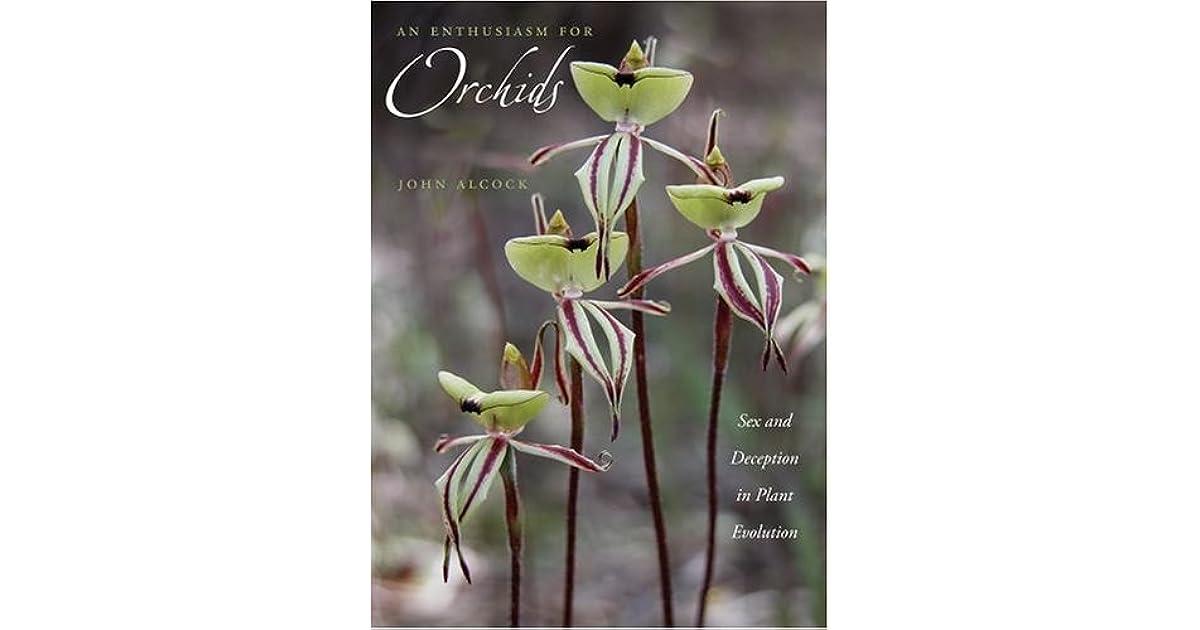 Deception enthusiasm evolution in orchid plant sex