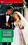 If a Man Answers (Men of the Bar H #1)