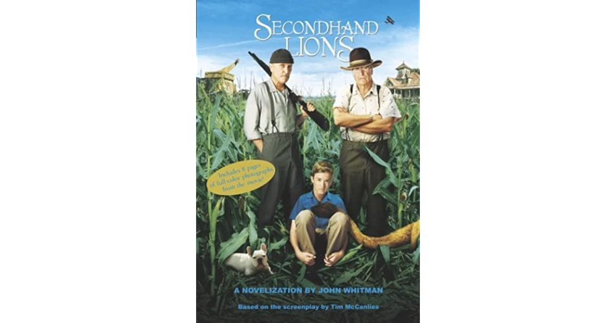 Secondhand Lions by John Whitman