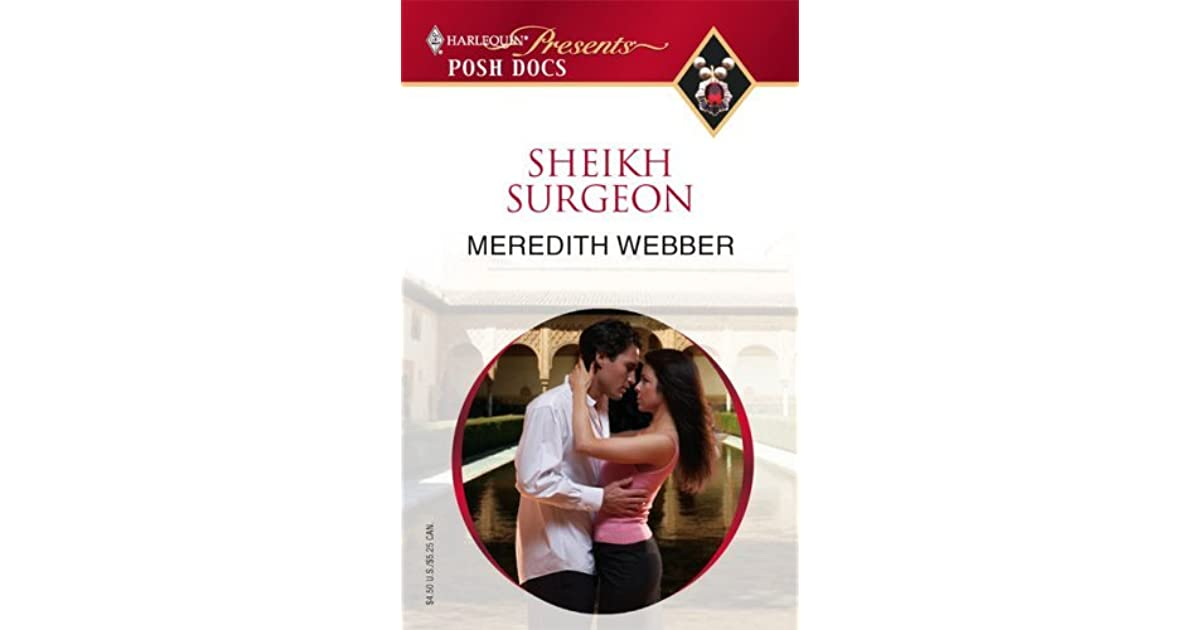 Sheikh surgeon by meredith webber fandeluxe Choice Image