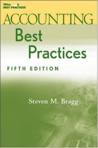 accounting best practice
