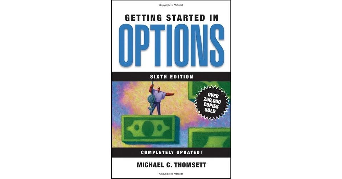 Майкл с томсетт торговля опционами getting started in options индикаторы сигналов форекс
