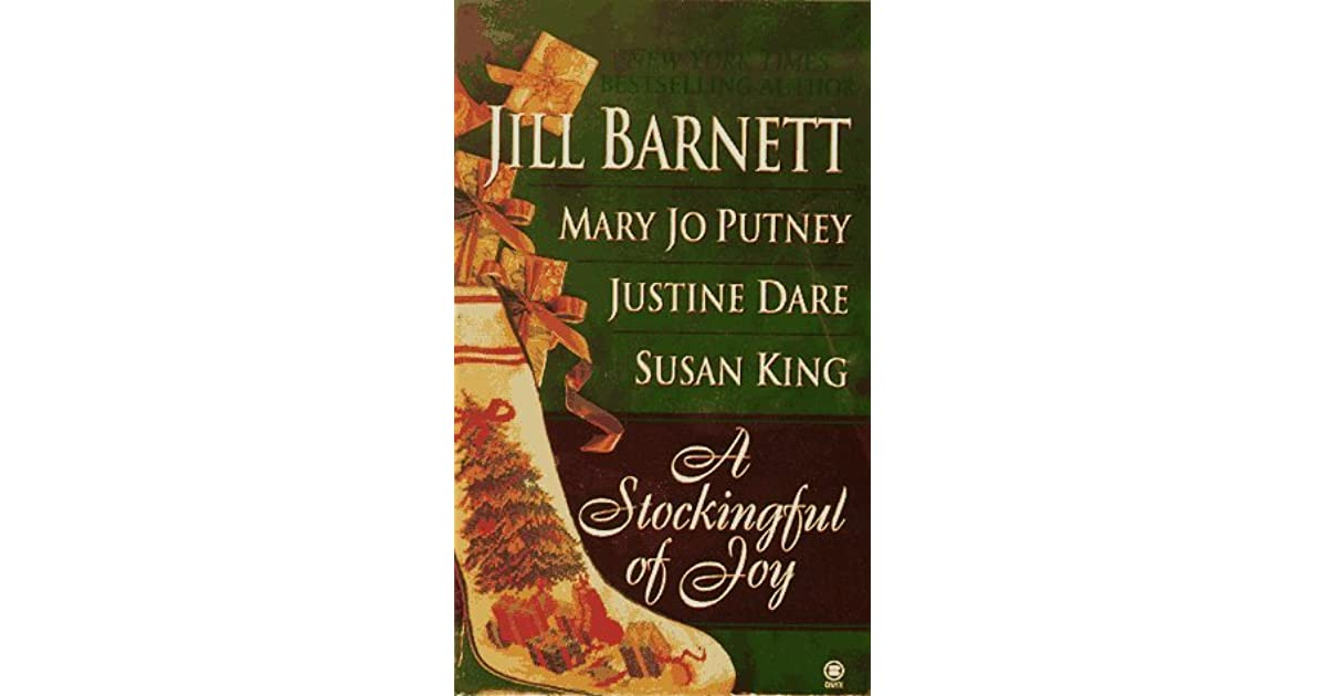 A Stockingful Of Joy By Jill Barnett-8543