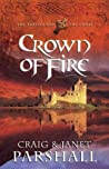 Crown of Fire (The Thistle and the Cross, #1)