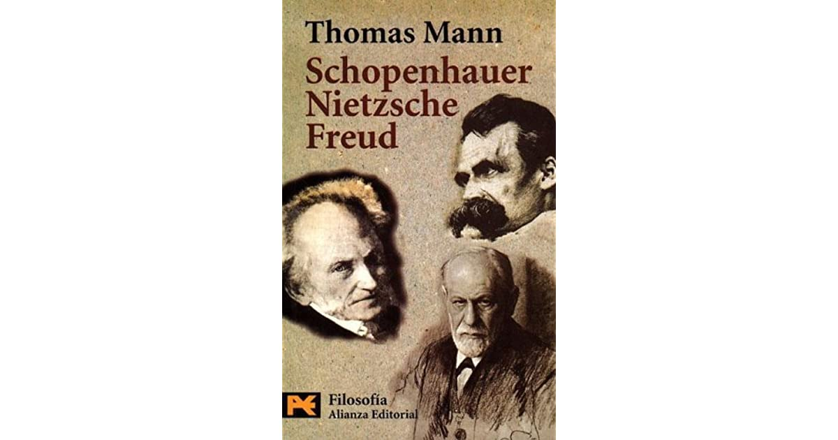 schopenhauers influence on freud essay Suggested essay topics and study questions for 's sigmund freud perfect for students who have to write sigmund freud essays freud had a variety of influences.