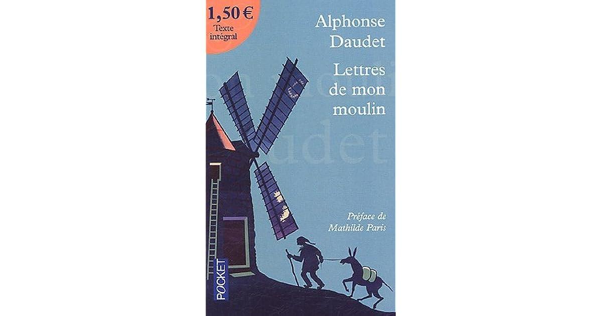 Lettres De Mon Moulin By Alphonse Daudet