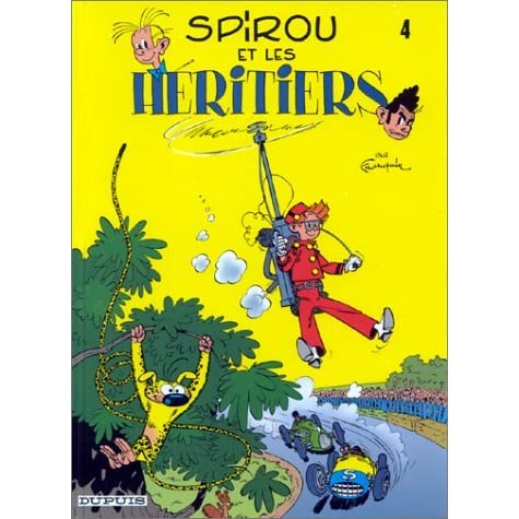 Spirou et les hritiers by andr franquin fandeluxe Image collections