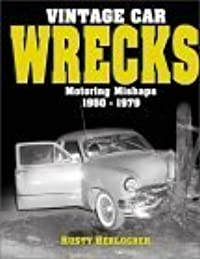 Vintage Car Wrecks