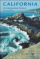 California: An Interpretive History W/ Map Poster; MP