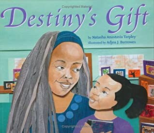 Destiny's Gift cover art with link to Goodreads description