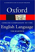 Concise Companion to the English Language