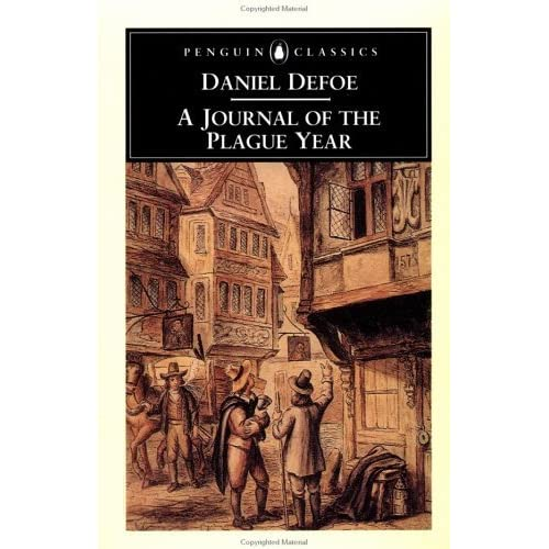 journal of the plague year and frankenstein Journalists today covering a tragedy like to point out the examples of goodness of human nature, of people coming together and helping one another out defoe here discusses many more examples of the selfish, greedy side of human nature and that seems very real, especially considering the source.