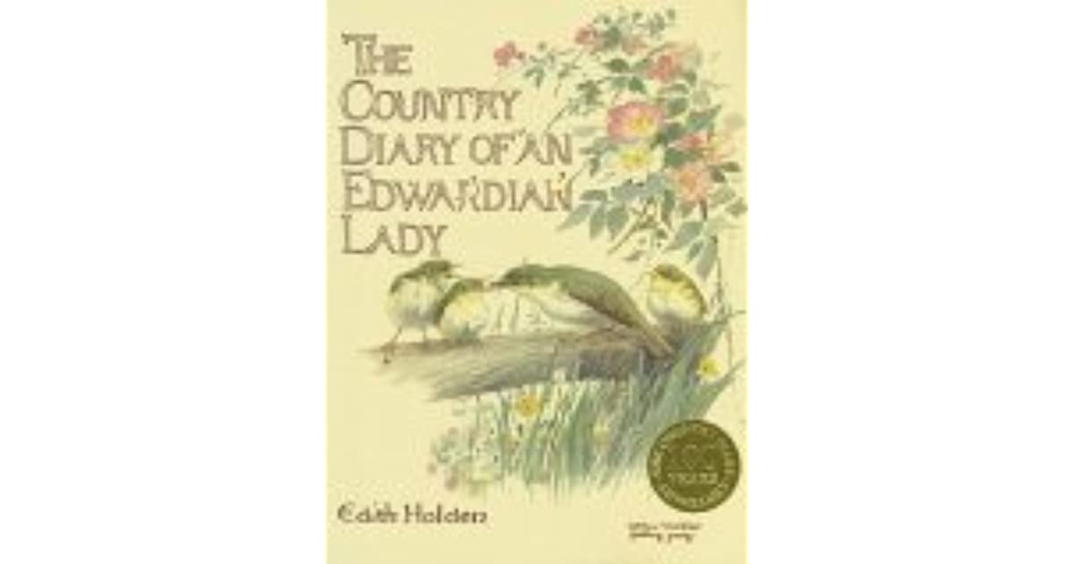 The country diary of an edwardian lady by edith holden fandeluxe Choice Image