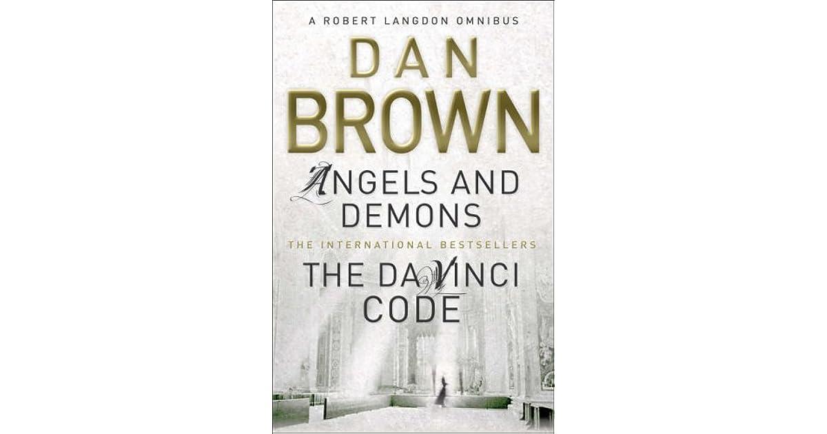 Angels And Demons The Da Vinci Code By Dan Brown