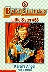 Karen's Angel (Baby-Sitters Little Sister, #68)