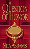 A Question of Honor (The Couriers, #1)