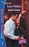 Quinn's Woman (Hometown Heartbreakers, #10)