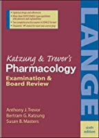 Katzung trevors pharmacology examination board review by katzung trevors pharmacology examination and board review fandeluxe Choice Image