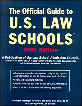 The Official Guide to U.S. Law Schools