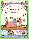 Summer Party (Cobble Street Cousins #5)