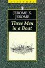 Three Men in Boat