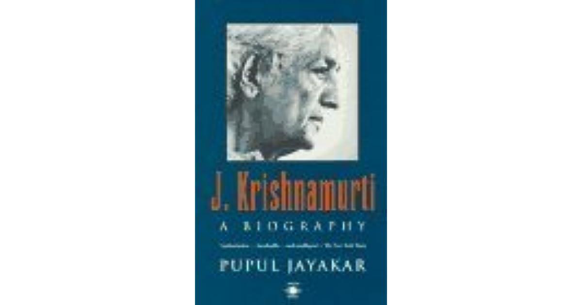 Jiddu Krishnamurti Pdf S