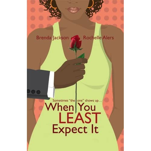 Love When You Least Expect It Quotes: When You Least Expect It By Brenda Jackson