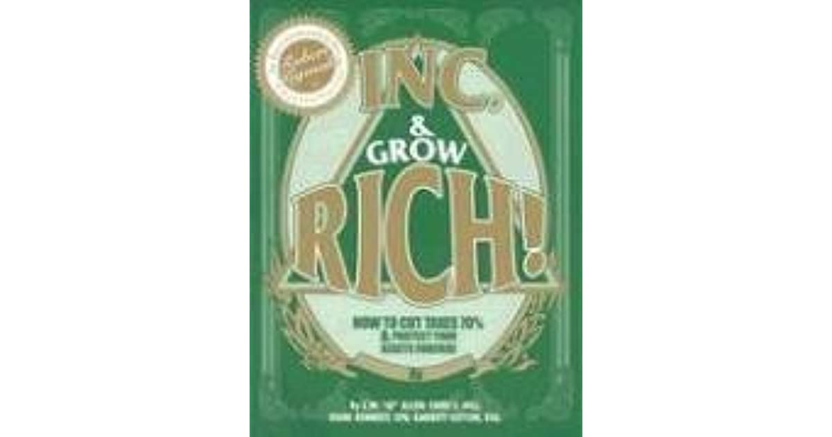 Incorporate And Grow Rich Pdf Free Download