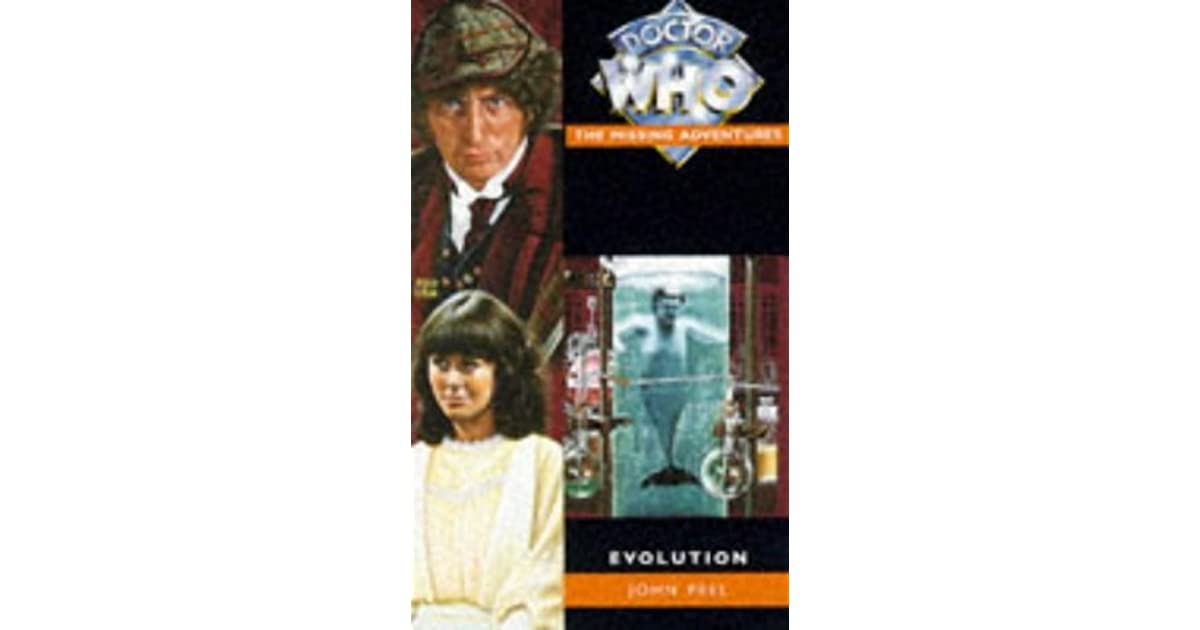 Doctor who evolution by john peel fandeluxe Image collections