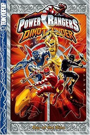 Power Rangers: Dino Thunder Vol 1 by Douglas Sloan
