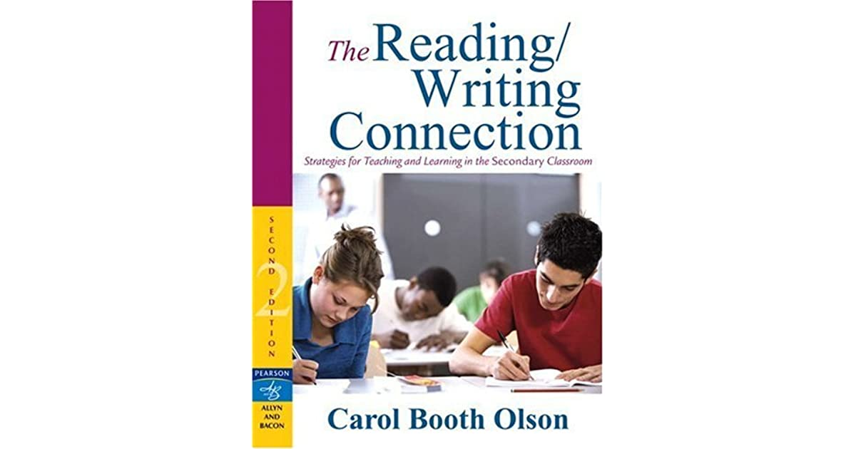 writing and reading project Reading and writing to help students understand that critical reading can be practiced through writing about reading and that writing projects can be.