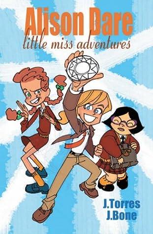 Alison Dare, Little Miss Adventures Volume 2