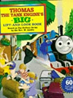 Thomas the Tank Engine Big Life-&-Look Book: Based on the Railway Series by the Rev. W. Awdry