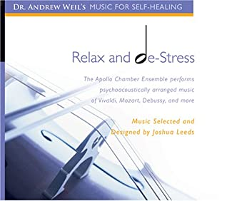 Relax and De-stress: Rest, Re-balance & Replenish with Classical Music for Healing