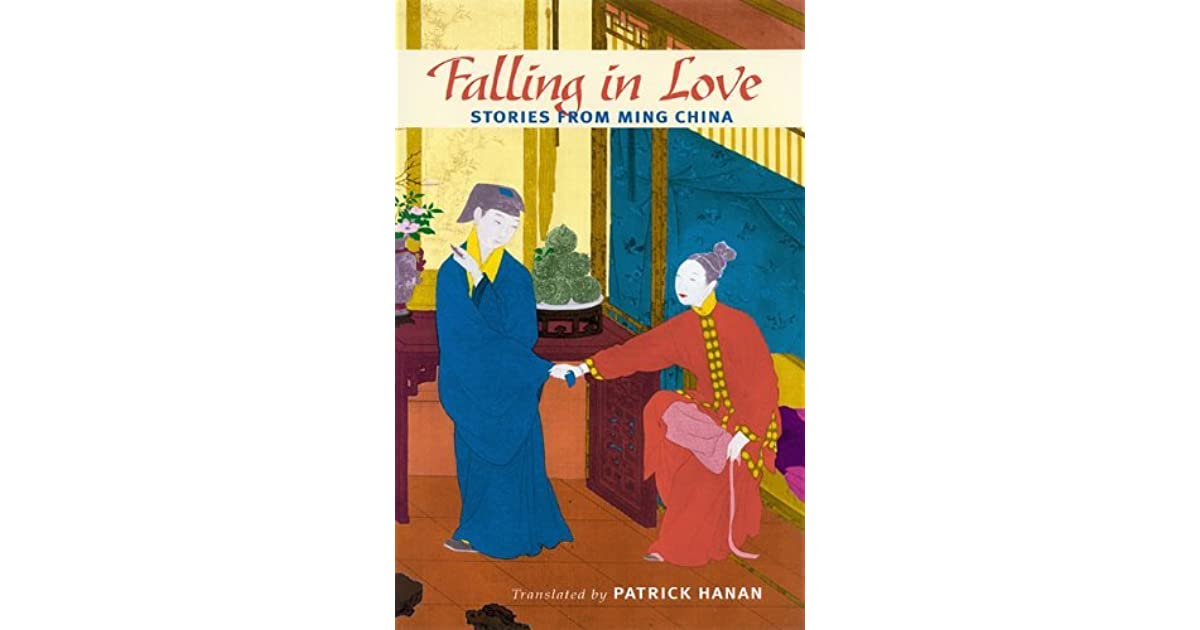 Falling in love stories from ming china by patrick hanan fandeluxe Gallery