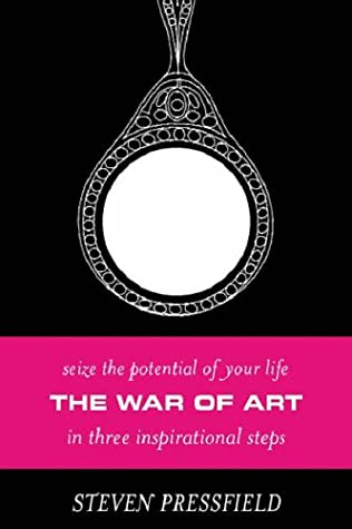 Cover of The War of Art – by Steven Pressfield