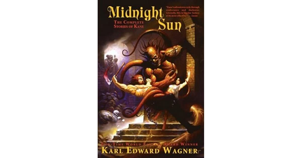 Complete midnight book sun