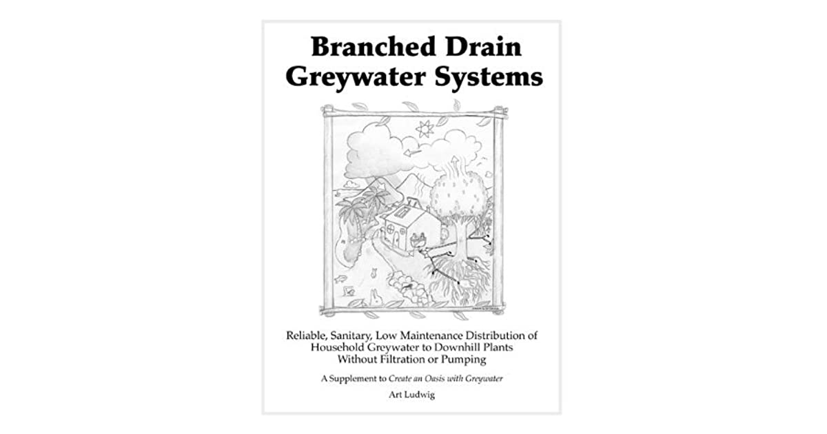 Branched Drain Greywater Systems [superseded by