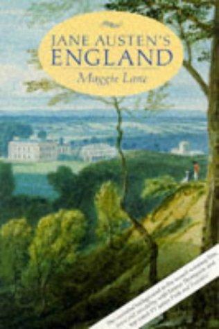 Jane Austen's England by Maggie Lane