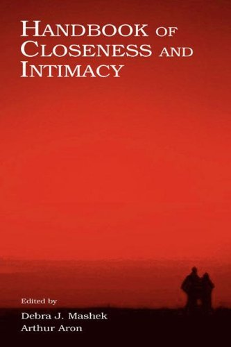 Handbook of Closeness and Intimacy - D