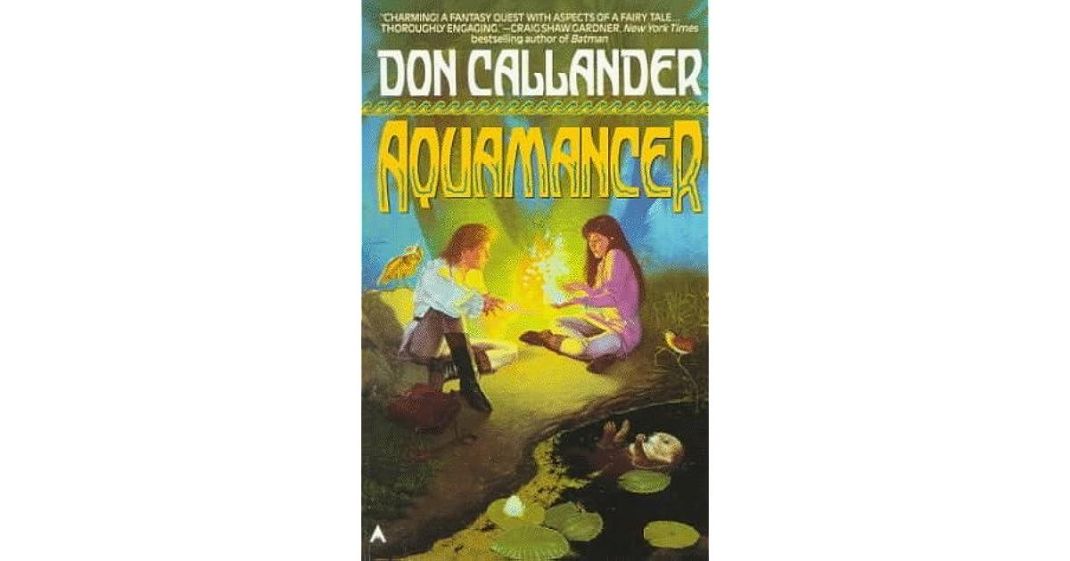 Aquamancer (mancer series Book 2)