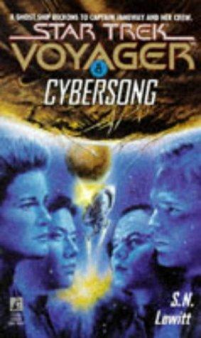 Cybersong (Star Trek Voyager, #8)