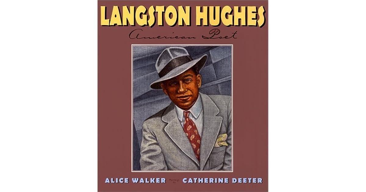 Langston hughes american poet by alice walker fandeluxe PDF