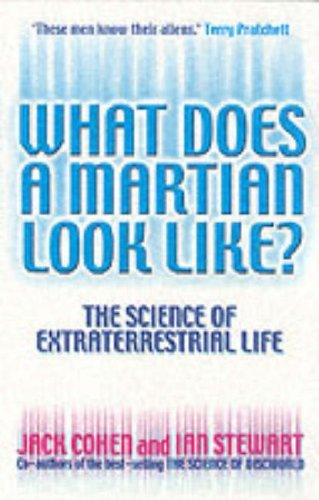 What Does a Martian Look