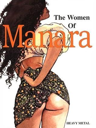 Les femmes de Manara