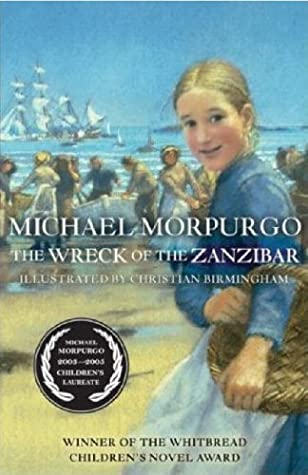 The Wreck of the Zanzibar by Michael Morpurgo